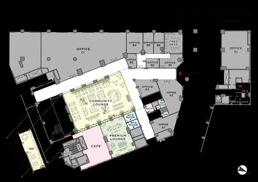 Showroom Office