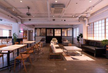 PORTAL POINT SHIBUYA 8F Lounge