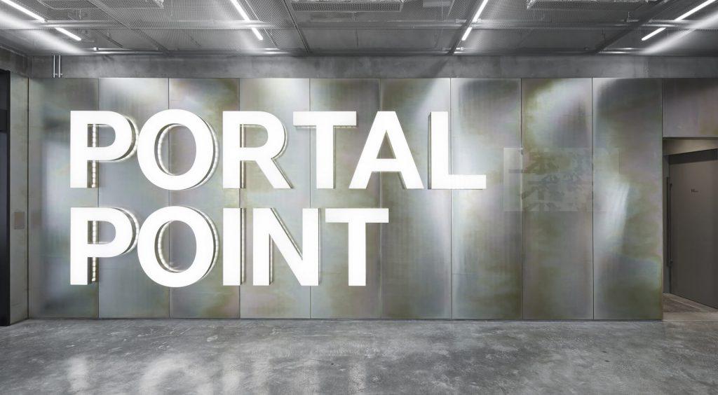 PORTAL POINT HARAJUKU エントランスホール