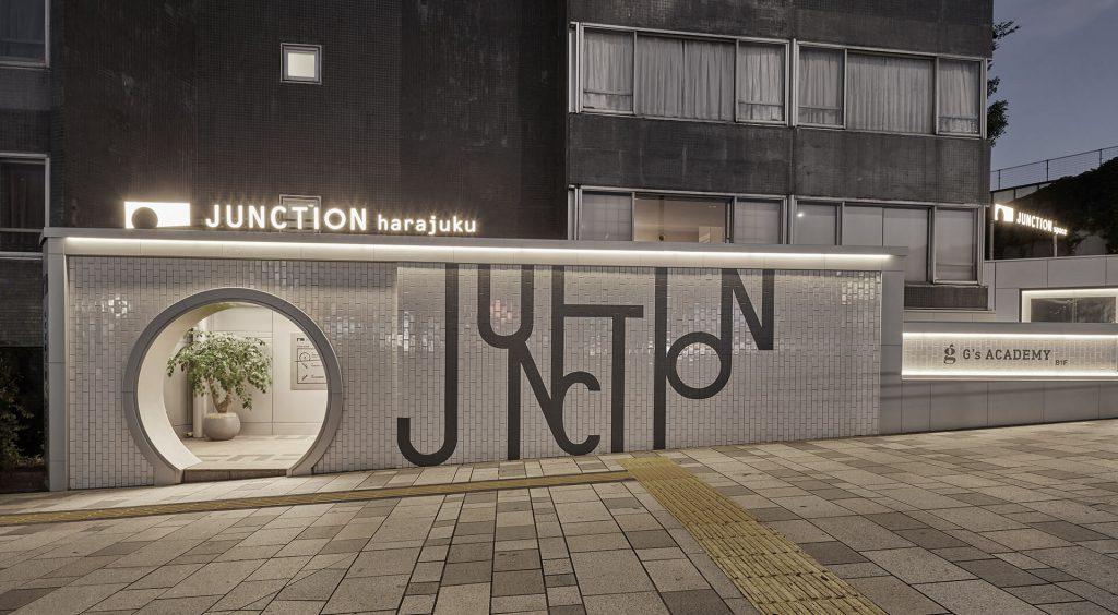 JUNCTION harajuku エントランス