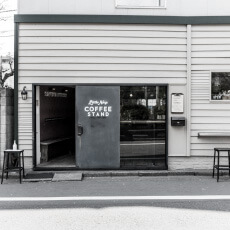 COFFEE STAND Little Nap /コーヒー専門店